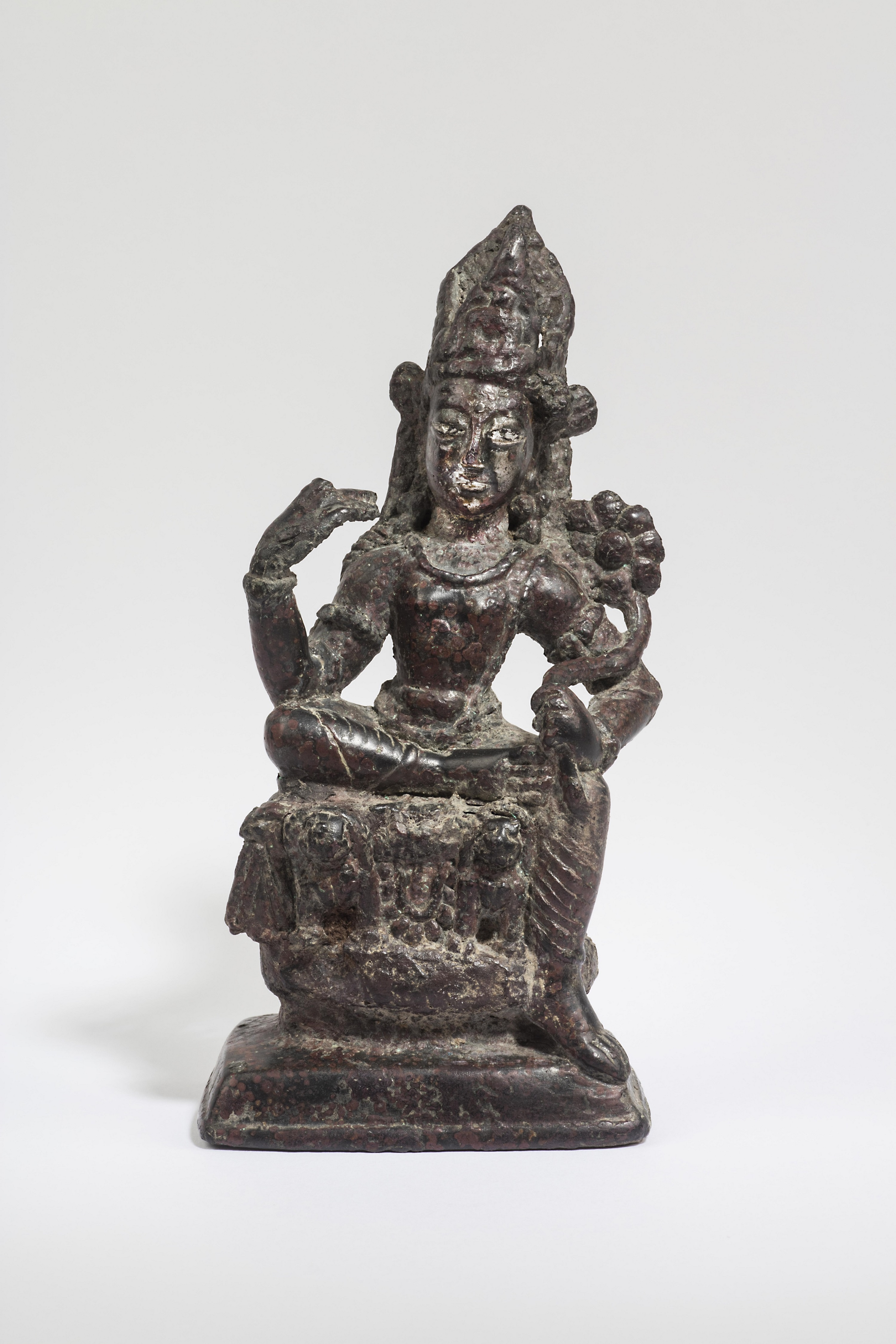 Bronze Seated Padmapani
