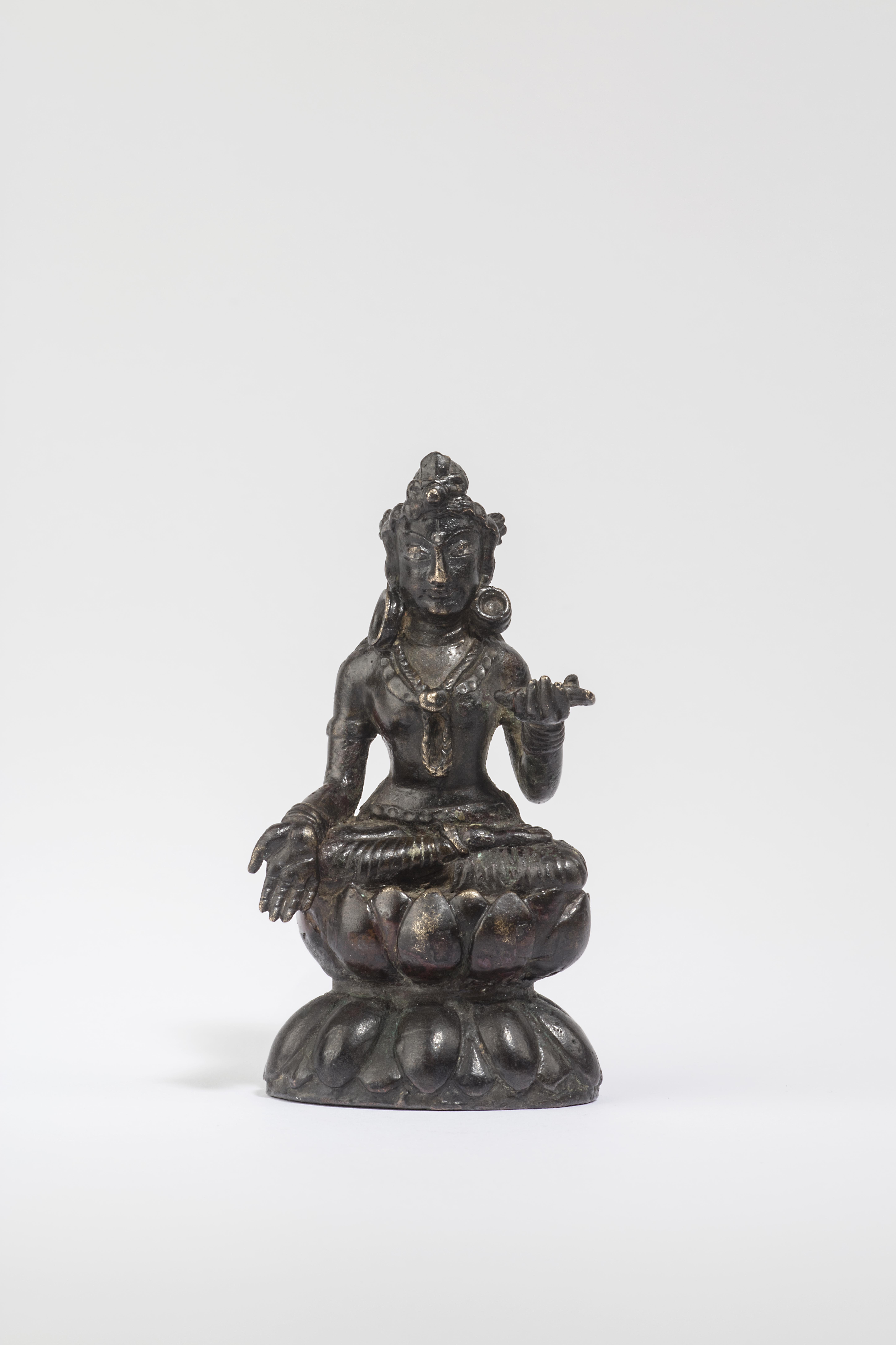 Seated Bronze Prajnaparamita
