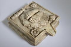 White Marble Vishnupada
