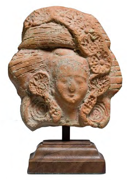 Image of sculpture from the Ancient Indian Terracottas Catalogue 2019